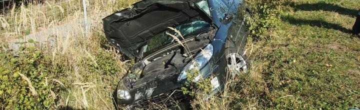 Verkehrsunfall B37 04.10.2013