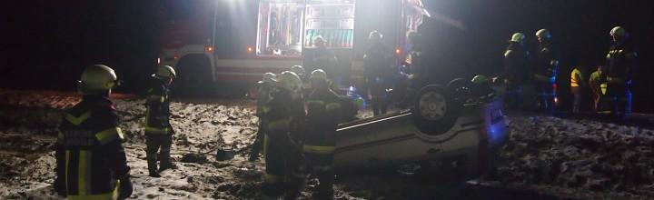 Verkehrsunfall LH55 31.01.2014