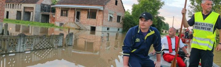 Hochwasser Mai 2014