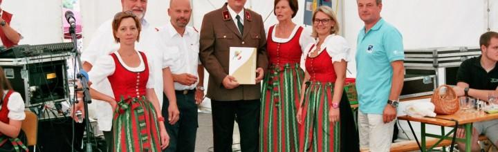 Ernennung Mag. Bednarski zum Feuerwehrkuraten