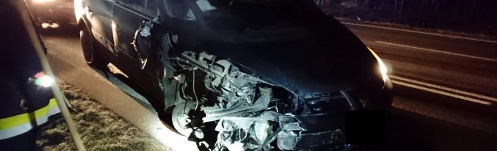 Verkehrsunfall B37 04.12.2016