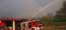 Schulungen im Feuerwehrhaus