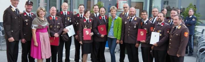 Abschnittsfeuerwehrtag 2017 in Langenlois