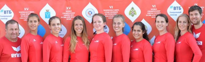 Feuerwehrsportweltmeisterschaft 2019 in Russland
