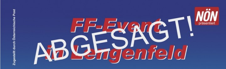 FF-Event 2020 – ABGESAGT!