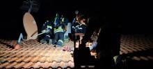 Kaminbrand: Ausbreitung konnte gerade noch verhindert werden