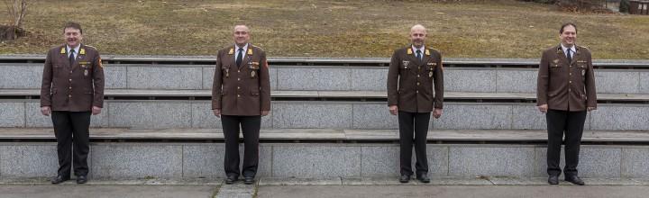 Markus Hoffmann erneut stellvertretender Abschnittskommandant