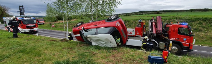 Verkehrsunfall L55