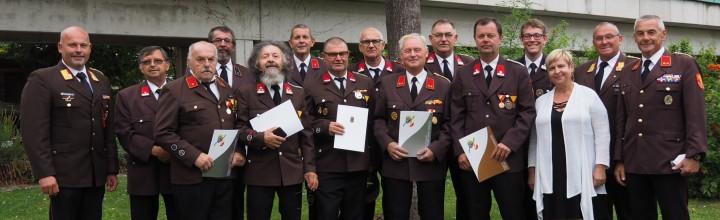 Abschnittsfeuerwehrtag 2021